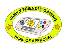 Rarely given Seal of Approval from Family Friendly Gaming